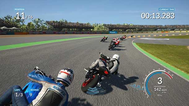 nuevo DLC de Ride 2