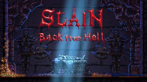 Lanzamiento de Slain