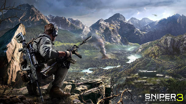 gameplay de Sniper Ghost Warrior 3