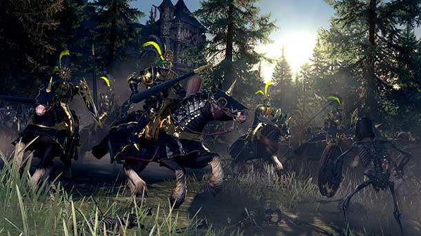 contenido descargable para Total War Warhammer