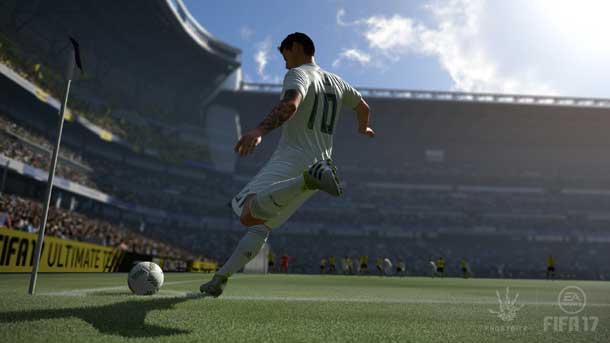 nuevo FIFA 17