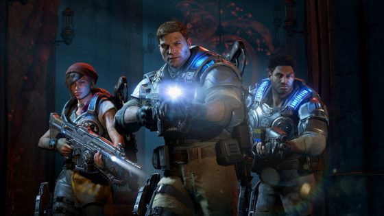 historia de gears of war 4