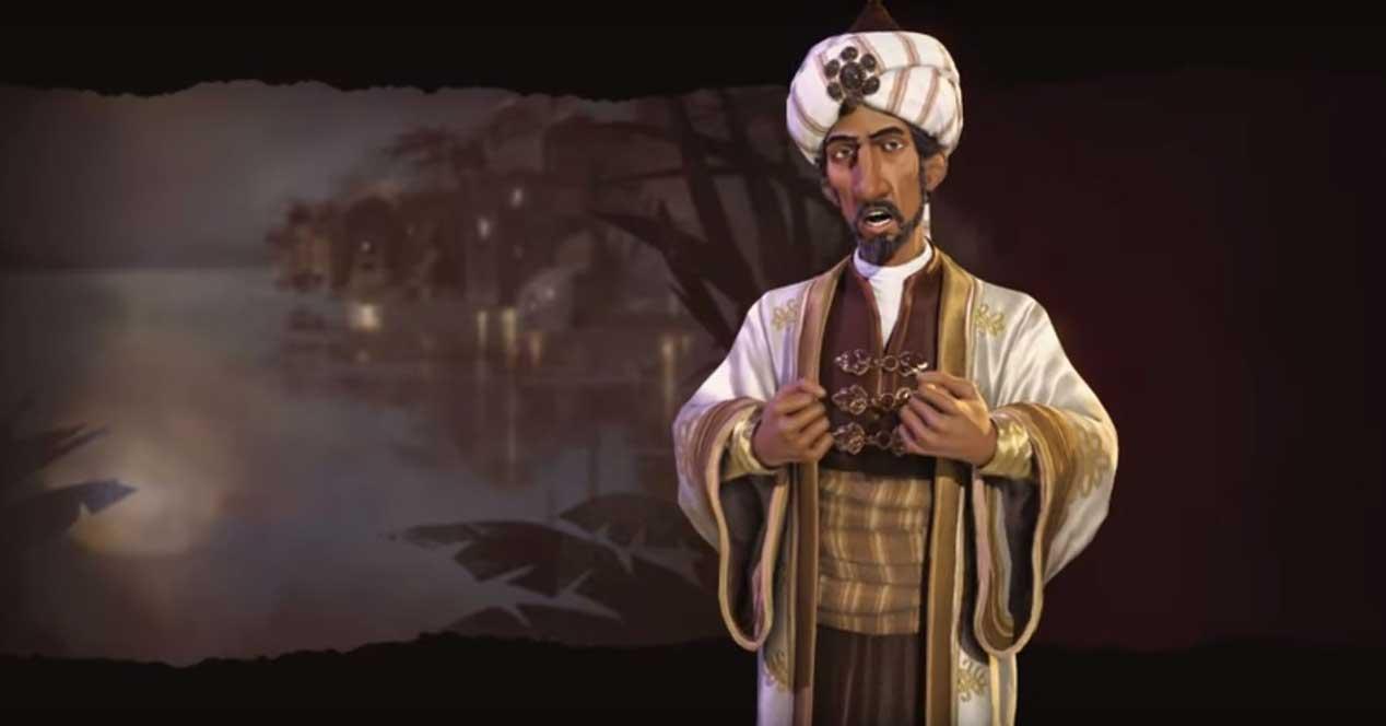 Arabia de Civilization VI