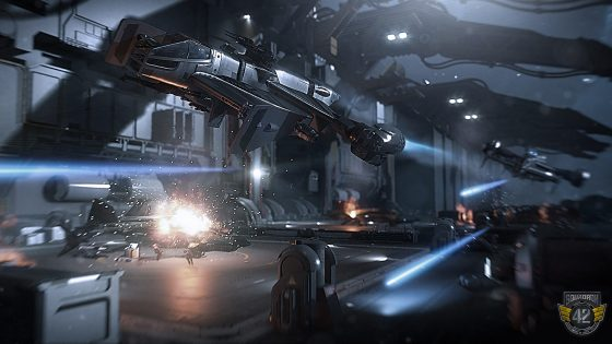 squadron 42 en star citizen
