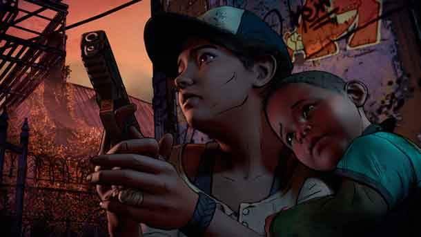 The Walking Dead de Telltale