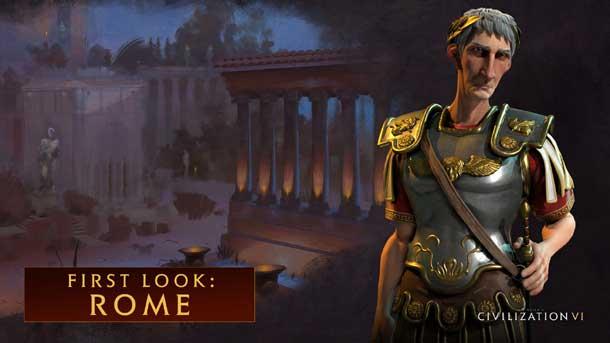 Roma en Civilization VI