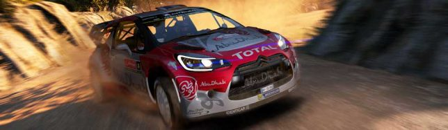 fecha de lanzamiento de WRC 6