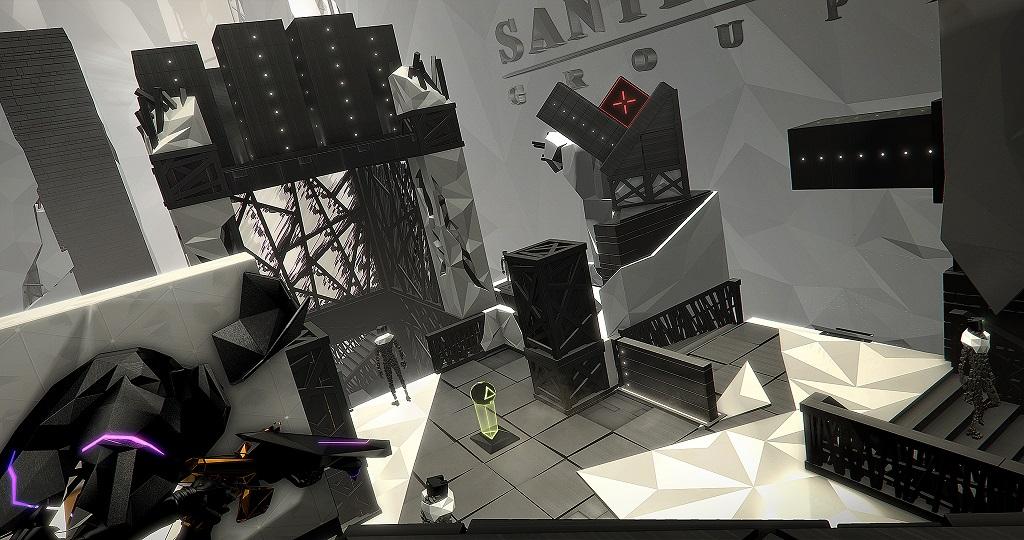 actualización del Modo Deus Ex Breach