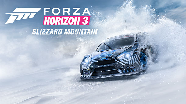 expansion de Forza Horizon 3