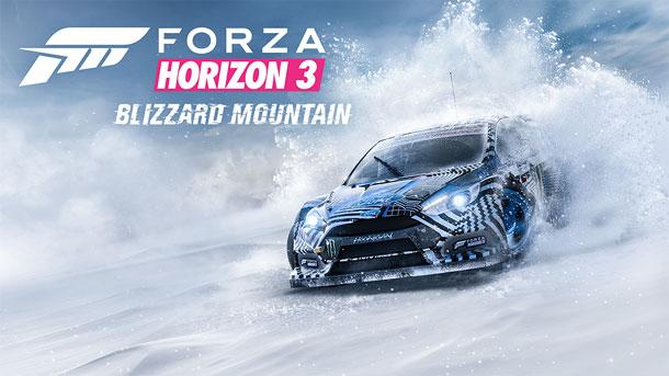 expansion de Forza Horizon 3