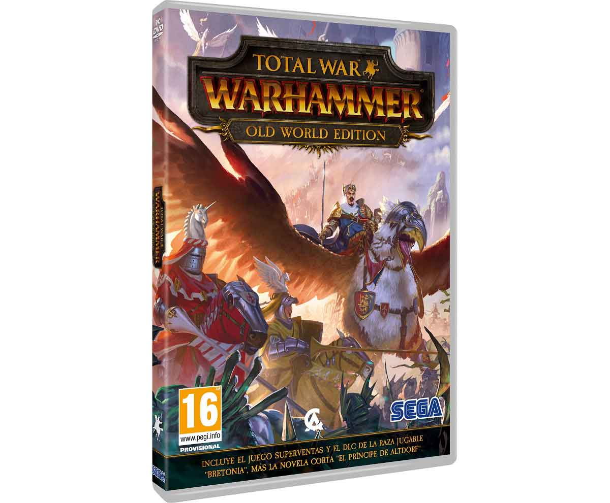 edición Viejo Mundo de Total War Warhammer