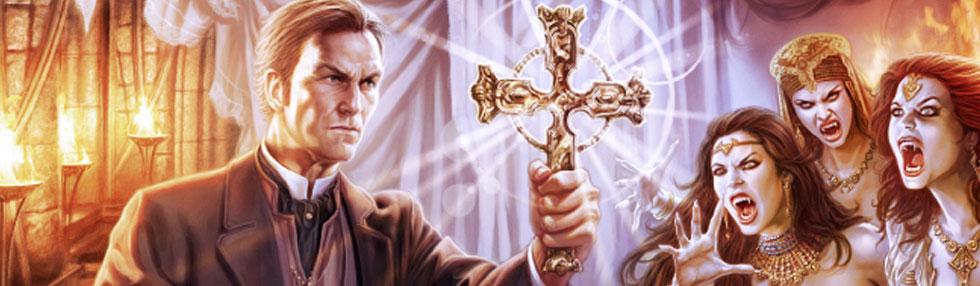 Disfruta de una de las aventuras clásicas más terroríficas para PC, con el regalo de este mes en Micromanía 260: Dracula Origin.