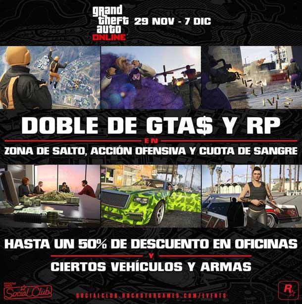 novedades de GTA Online