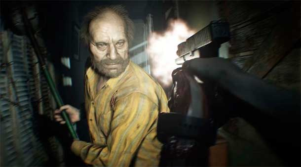 demo de Resident Evil 7 en PC