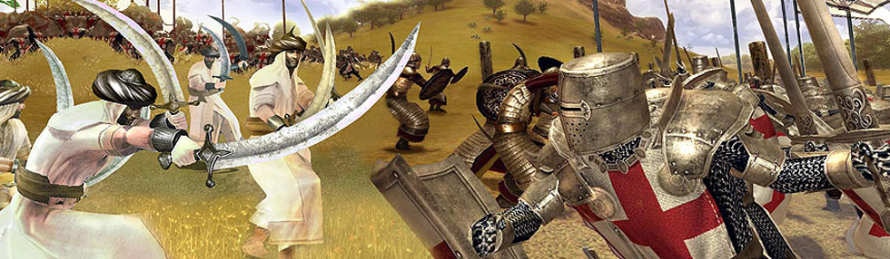Viaja en el tiempo y disfruta de la mejor estrategia histórica en tu PC, con el regalo de este mes con Micromanía 261: Las Cruzadas.