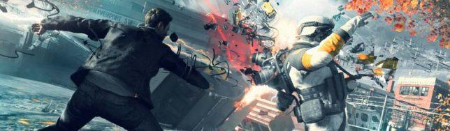 Remedy quiere hacer más Quantum Break