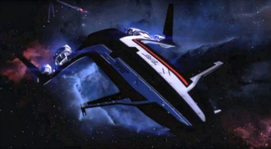 Un nuevo vídeo muestra la nueva nave de Mass Effect Andromeda.