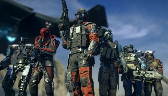 Una semana de doble experiencia en Call of Duty Infinite Warfare y Call of Duty Modern Warfare Remastered.