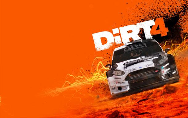 lanzamiento de Dirt 4 en PC