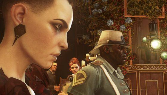 Diferentes formas de jugar con el nuevo selector de misiones en Dishonored 2.