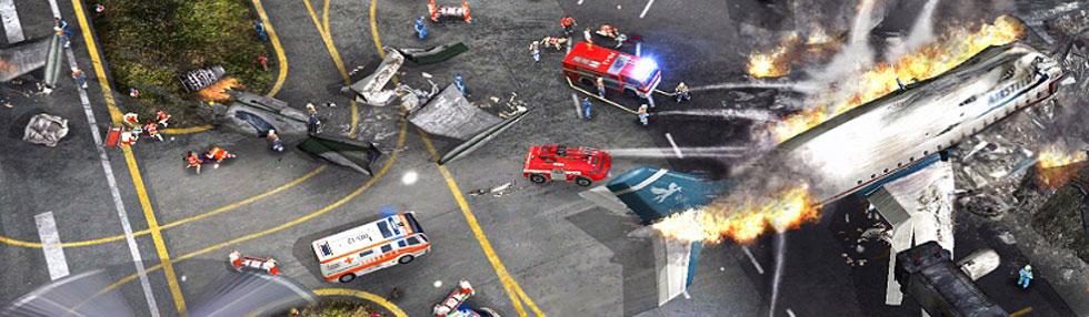 Salva vidas con Emergency 4, que te pone al mando de cuerpos y fuerzas de seguridad en un juego de estrategia único, de regalo con Micromanía 262.