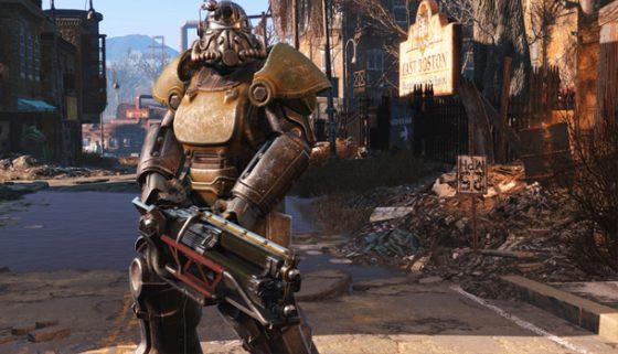 Mejoras gráficas para Fallout 4 la semana que viene.