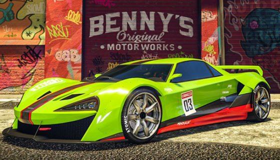 El nuevo coche para GTA Online es muy caro.