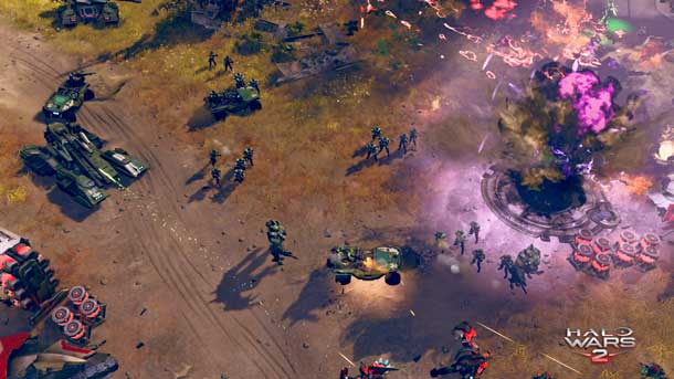 Requisitos mínimos y recomendados de Halo Wars 2