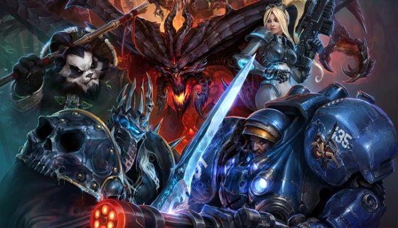 Prueba todos los personajes de Heroes of the Storm gratis.