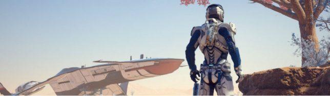 La nueva nave de Mass Effect Andromeda en vídeo