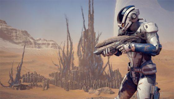 Nuevo gameplay de Mass Effect Andromeda junto a su fecha de lanzamiento.