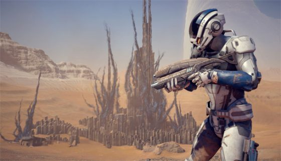 No habrá Pase de Temporada de Mass Effect Andromeda.