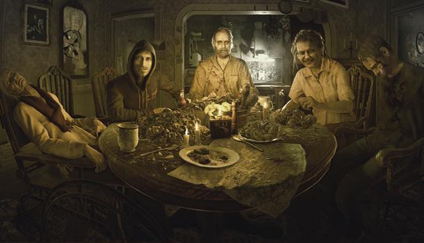 grabaciones inéditas de Resident Evil 7 Biohazard
