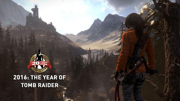20 aniversario de Tomb Raider