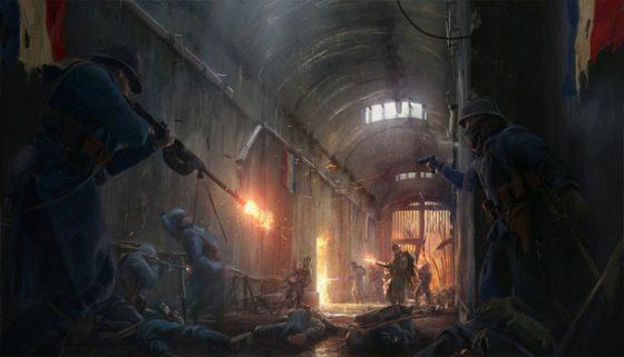 Hoy mismo llega el nuevo parche de Battlefield 1.