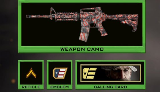 El pack de personalización para Call of Duty Modern Warfare Remastered incluye estos elementos.