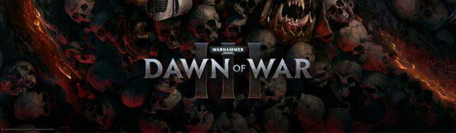 beta abierta de Warhammer 40000 Dawn of War III