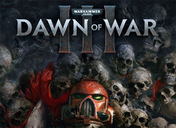 tráiler de Warhammer 40000 Dawn of War III