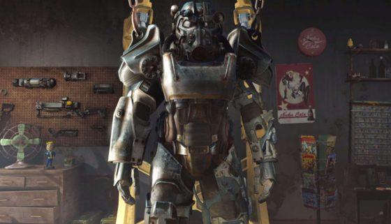 El nuevo mayor éxito de Bethesda es Fallout 4.