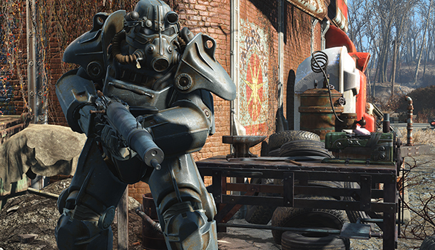 Nuevos descuentos en Fallout a través de Humble Store.