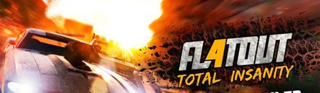 FlatOut 4 Total Insanity llegará a Steam