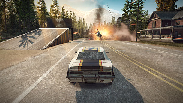 FlatOut 4 Total Insanity llegará a Steam