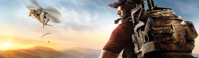 La beta abierta de Ghost Recon Wildlands ya está disponible .