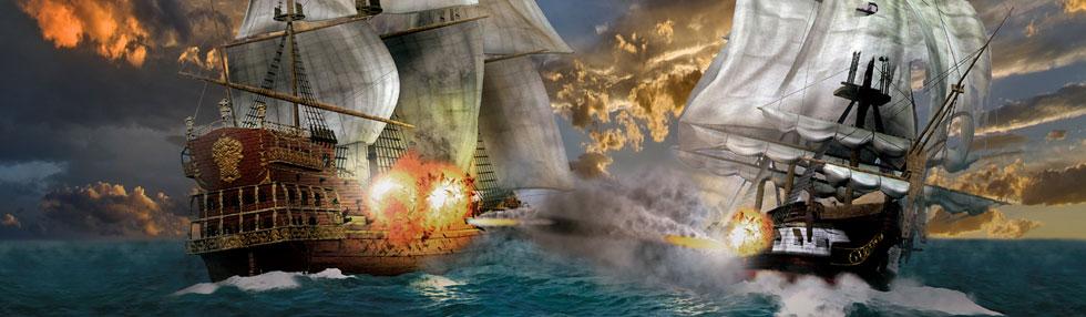 Disfruta de la mejor estrategia naval con Imperio de los Mares Anthology, un pack de 3 juegazos, de regalo con Micromanía 263.