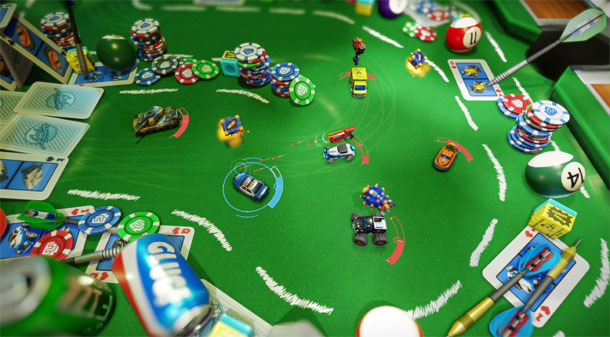 lanzamiento de Micro Machines World Series