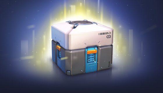 ¿Menos skins de Overwatch en las cajas de botín?