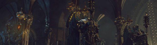 Alfa abierta de Warhammer 40000 Inquisitor Martyr