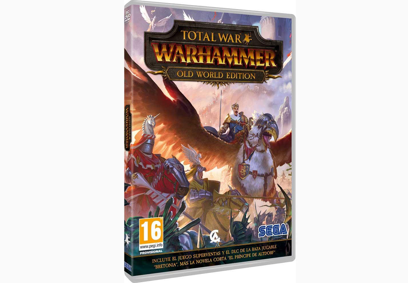 Old World Edition de Total War Warhammer
