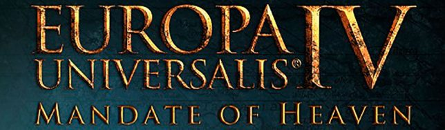 expansión Mandate of Heaven de Europa Universalis IV
