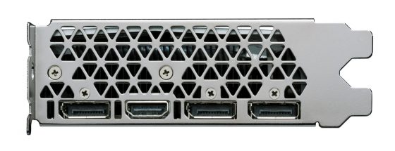 Las conexiones a monitor de la GTX 1080 Ti incluyen 3 DP y un HDMI.